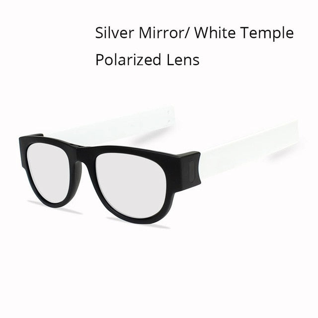 Polarized Slappable Bracelet Sun Glasses