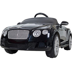 Rastar Bentley GTC 12v Black (Remote Controlled)