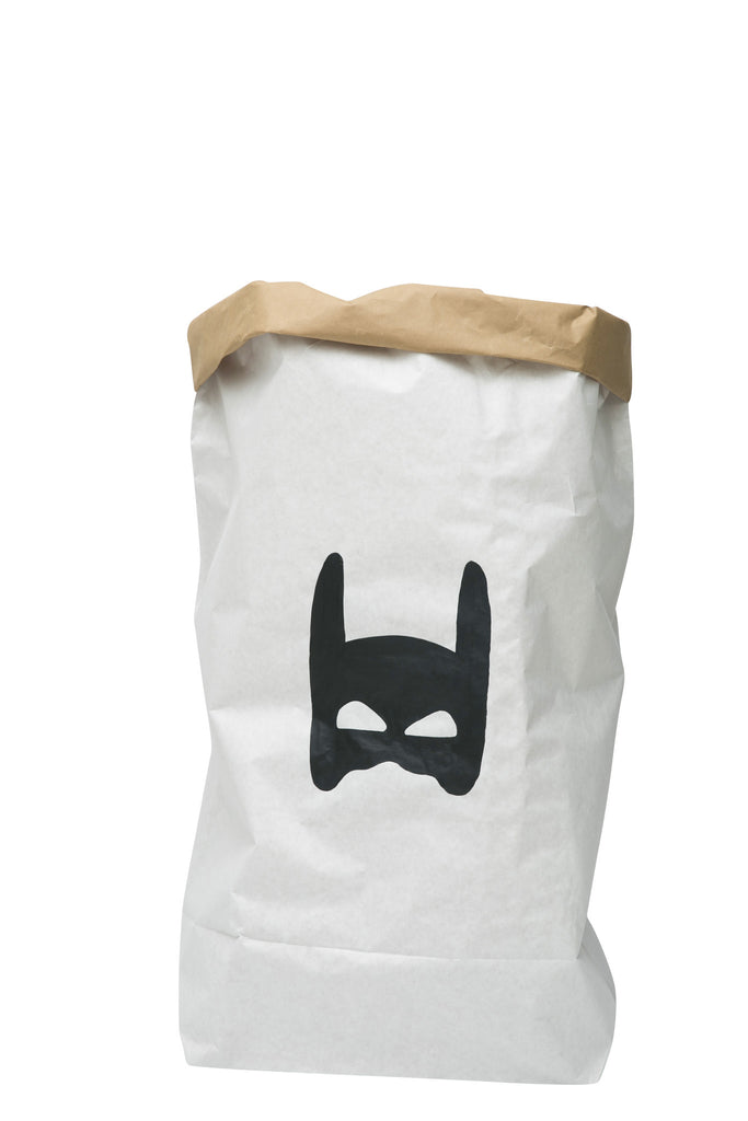 Tellkiddo Superhero Paper Bag