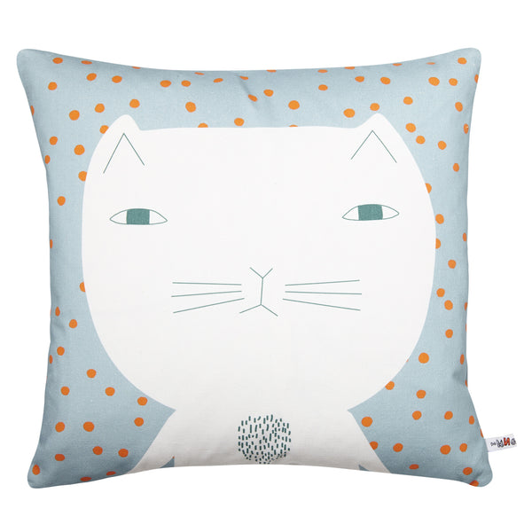 Cleo Cushion White