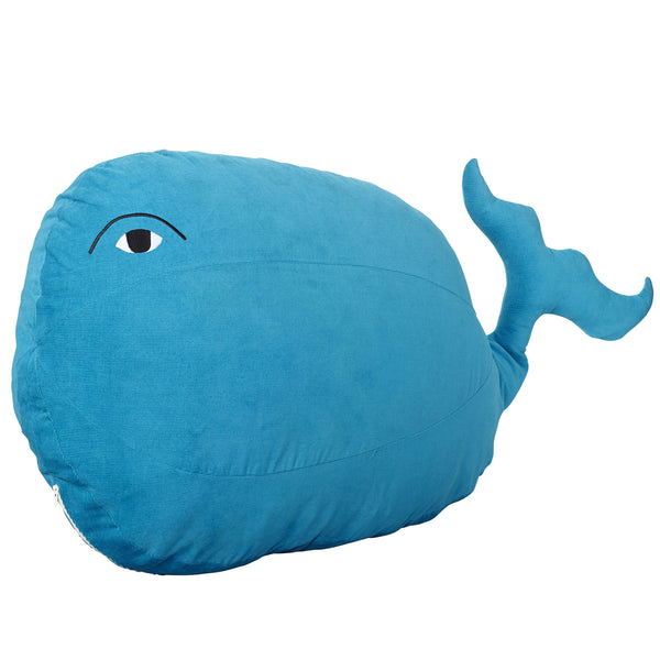 Donna Wilson Wiggly Whale Bean Bag