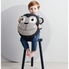 Ladedahkids Monkey Snuggle Cushion