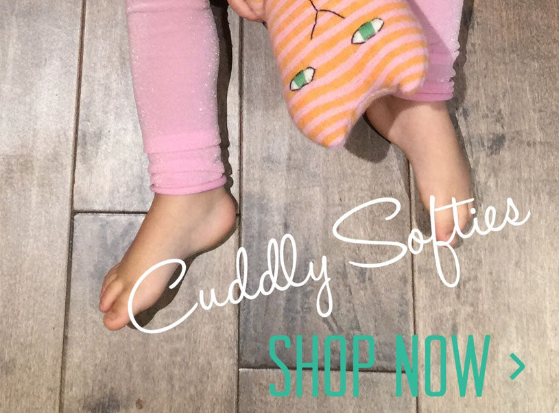 Cuddly Softies - Shop Now