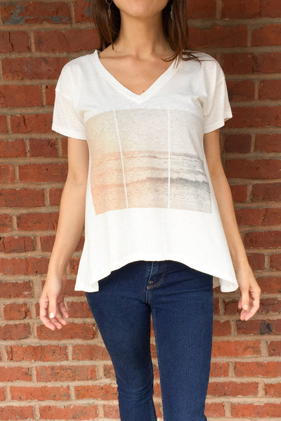 Blair V-Neck Tee