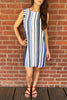 Ramilpi Stripe Dress