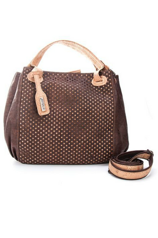 Artelusa Perforated Handbag