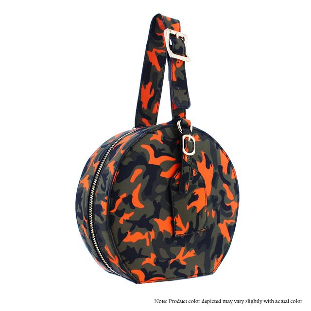 Arm Candy Bag -Orange Camo