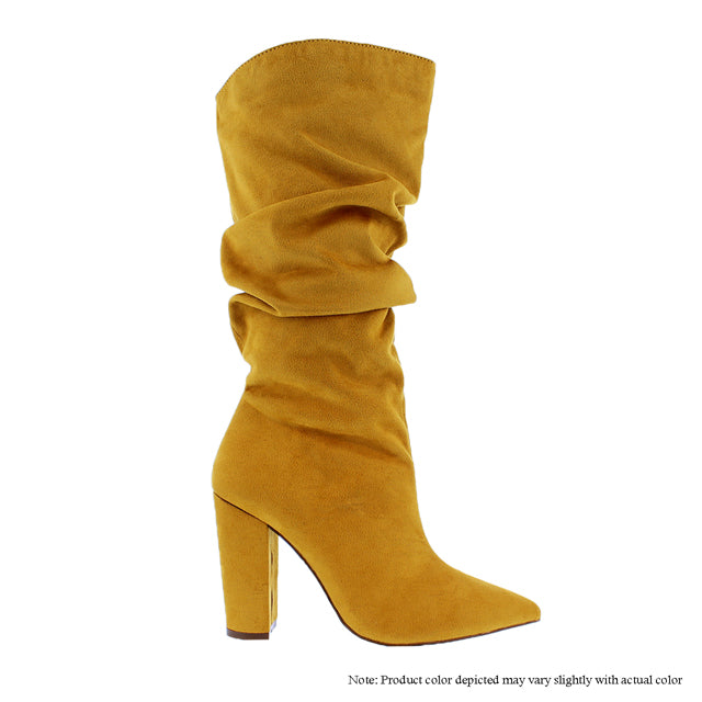 Hailey - Mustard - The House of Stylez