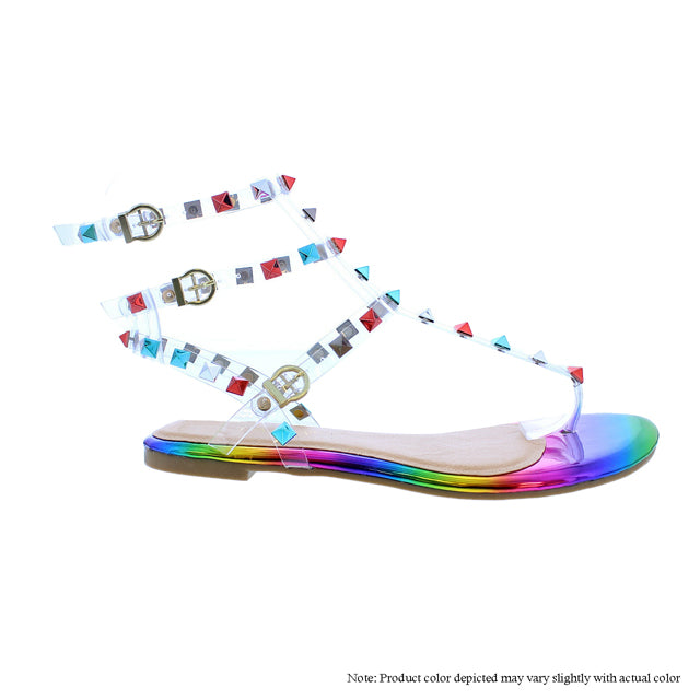 Nippy - Metallic Rainbow - The House of Stylez