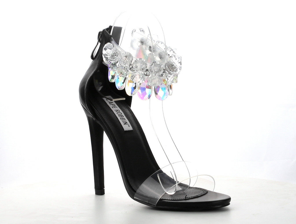 Chandelier - Black - The House of Stylez