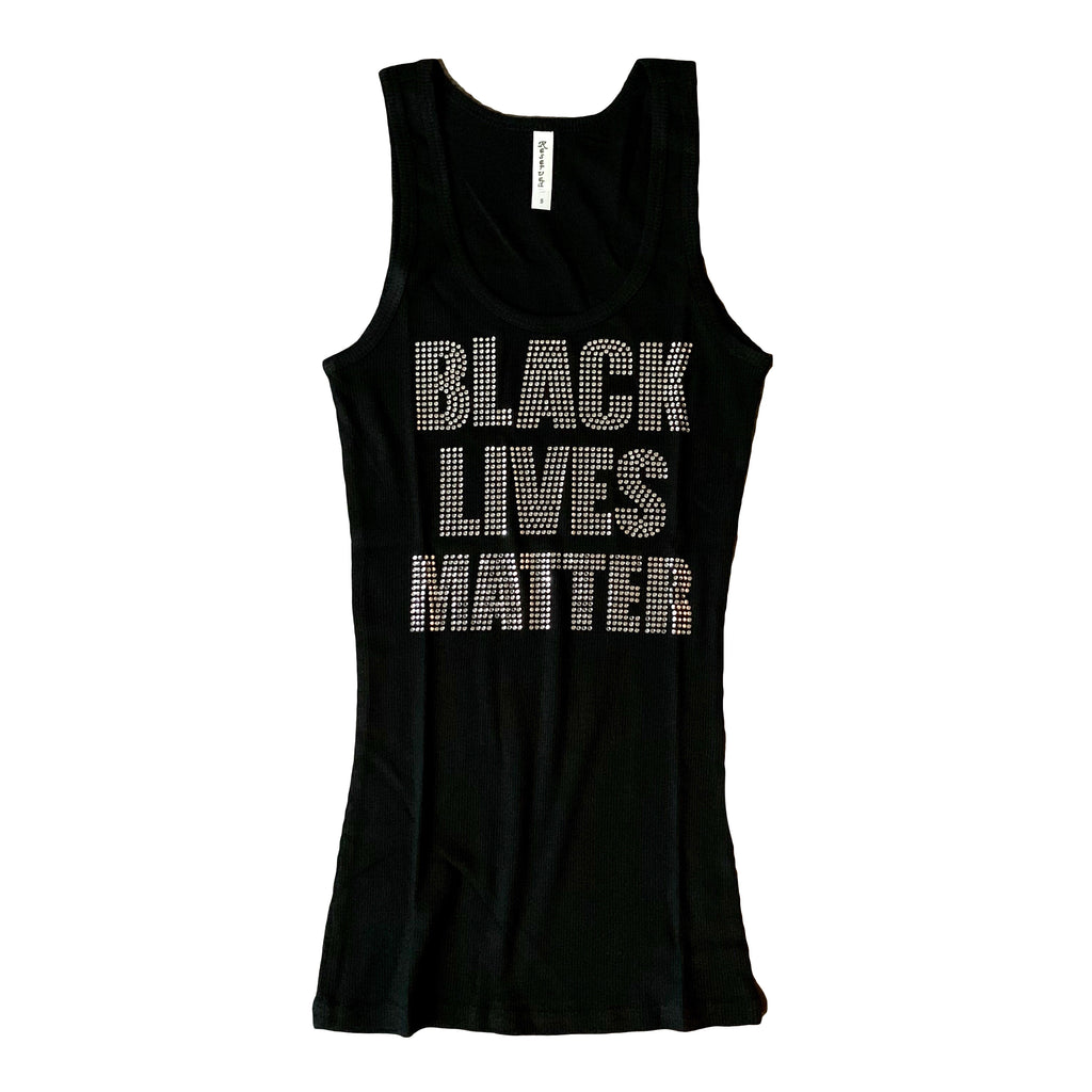 Black Lives Matter Tank Top - The House of Stylez