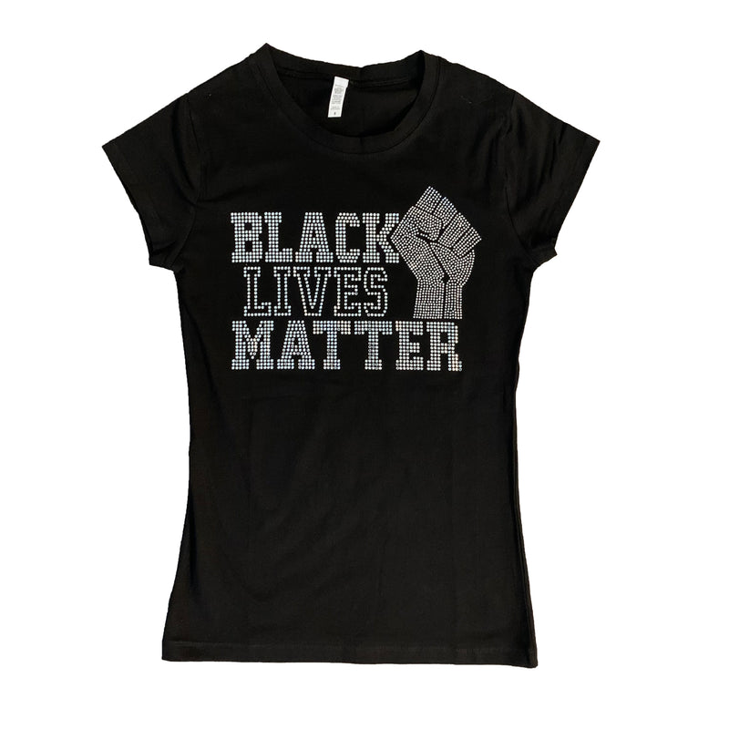 Black Lives Matter T-Shirt {{Fist}}