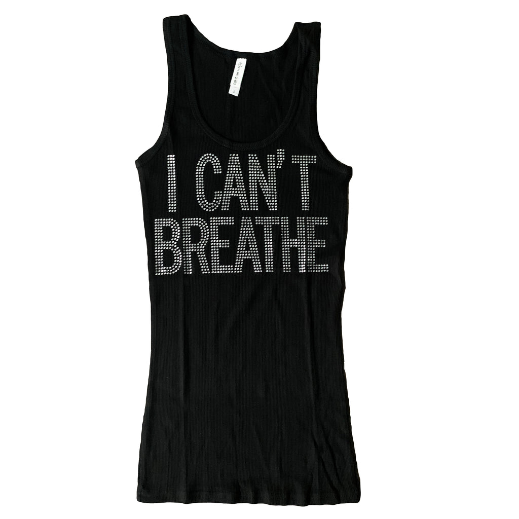 I Cant Breathe Tank Top - The House of Stylez