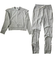 2 PC Jogging Set - {7 colors available}