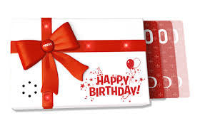 Happy Birthday Gift Card - The House of Stylez
