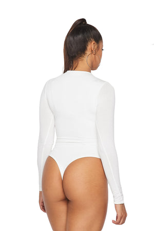Long Sleeve Bodysuit {3 Colors Available}
