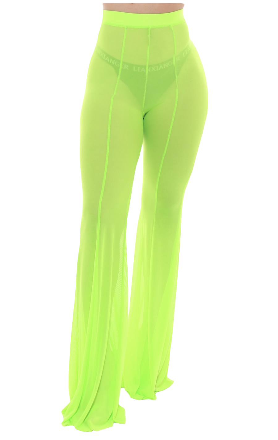 Mesh Pants {3 colors available} - The House of Stylez
