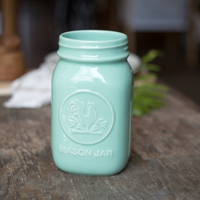 Mason Jar Mint Quart
