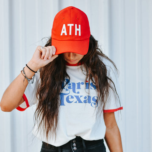 ATH Hat Red