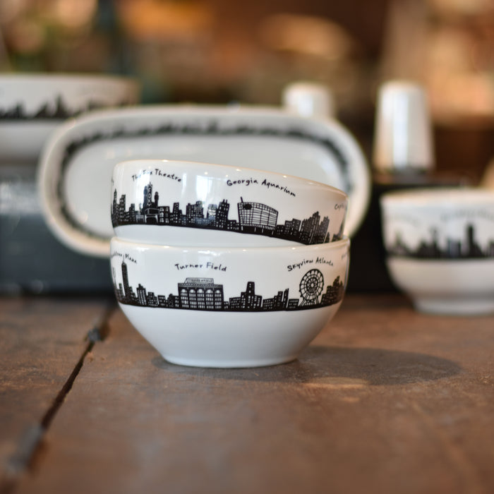 Atlanta Skyline Cereal Bowl