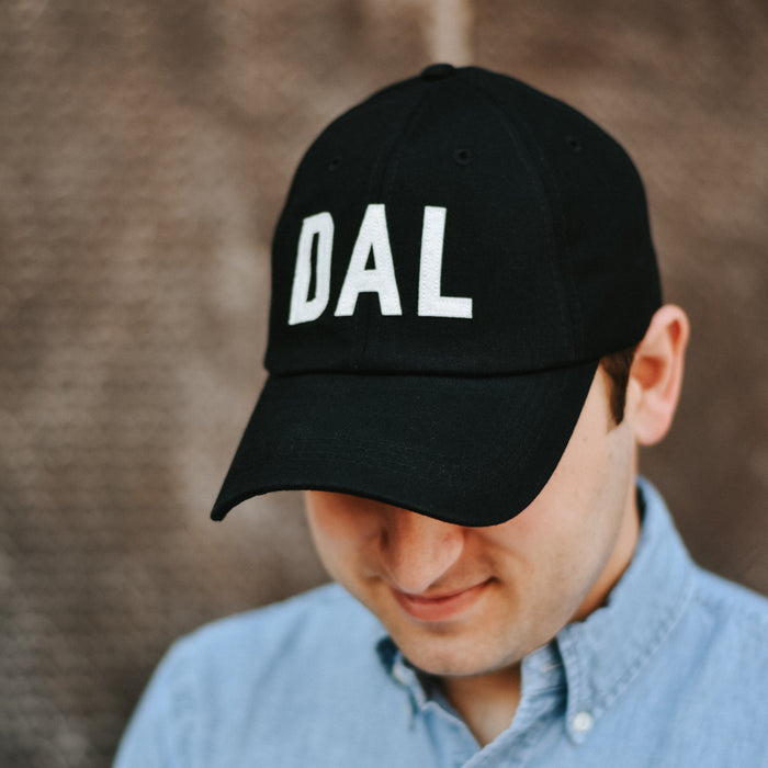 Black DAL Hat