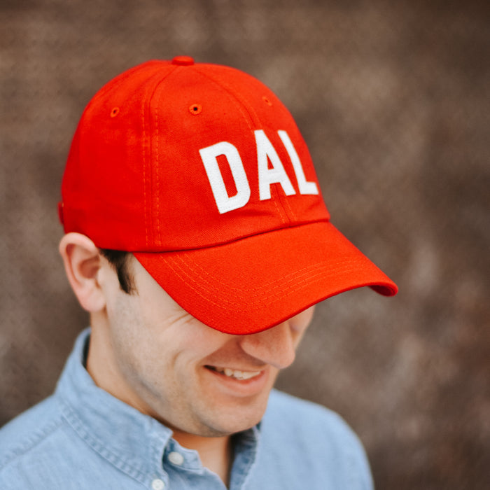 Red DAL Hat