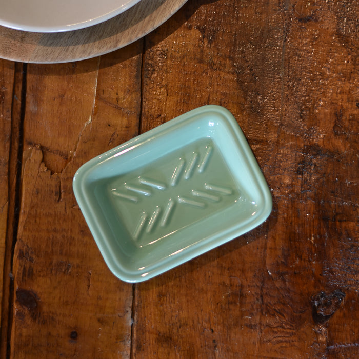 Mint Soap Dish
