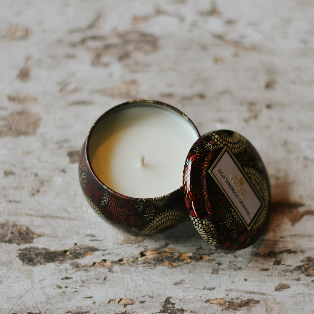Mini Tin Voluspa Candle