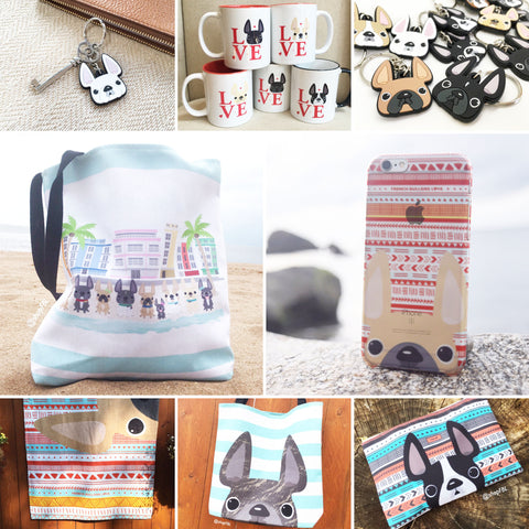 French Bulldog Products by French Bulldog Love