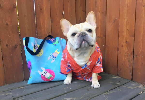 French Bulldog Love Summer Collection