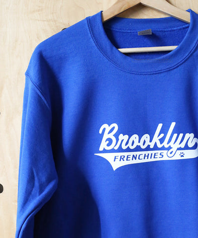 PRE-ORDER // Brooklyn Frenchies - Crewneck Sweatshirt - Ships 5/26