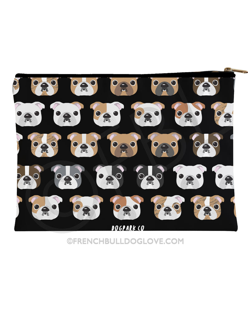 Bulldog Pouch - Large