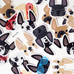Assorted French Bulldog Mini Stickers - French Bulldog Love - 3