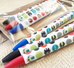Frenchie Polka Dog Pen Set of 3 - French Bulldog Love - 2
