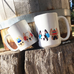 Cozy Frenchies - French Bulldog Coffee Mug 2 SIZES - French Bulldog Love - 7
