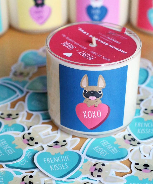 XOXO Candle by French Press Candle Co.