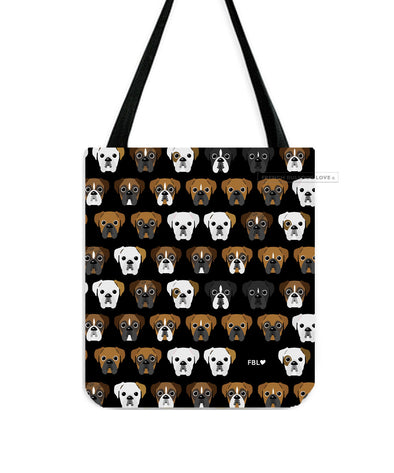 Boxer Friends - Boxer Tote Bag