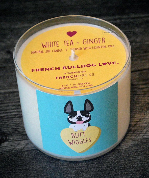 BUTTWIGGLES Candle by French Press Candle Co.