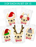 Festive Frenchies 15 Card Holiday Box Set - French Bulldog Love - 8