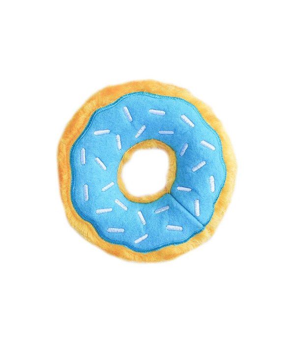 Blueberry Donut Toy by Zippy Paws
