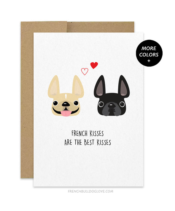 French Kisses - Card