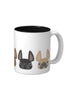 Another Five Little Frenchies - French Bulldog Coffee Mug - French Bulldog Love - 3