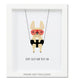 Play On - Art Print - French Bulldog Love - 1