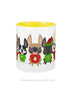 Ugly Sweater French Bulldog Coffee Mug 2 SIZES - French Bulldog Love - 5