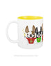 Ugly Sweater French Bulldog Coffee Mug 2 SIZES - French Bulldog Love - 6