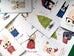 Mix & Match Any 12 HOLIDAY CARDS / BEST DEAL - French Bulldog Love - 2