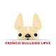 French Bulldog Love