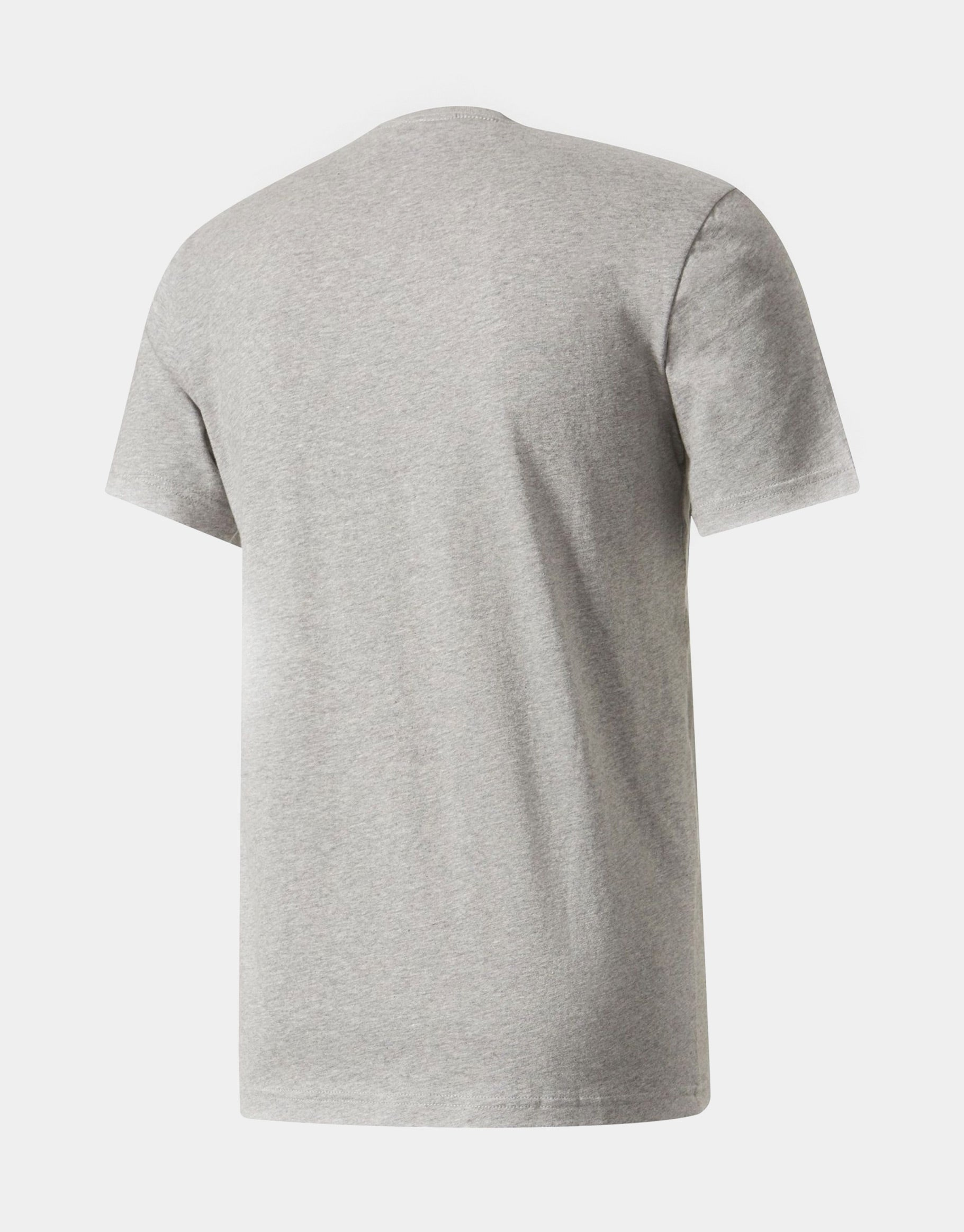 Originals Trefoil Mens T-Shirt (Grey/Black)