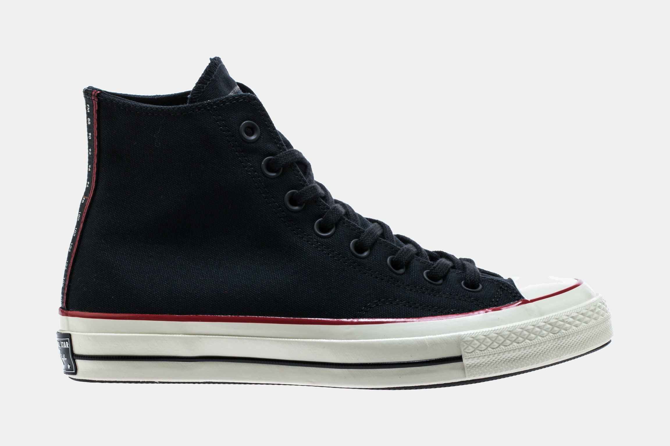 Shoe Palace X Converse Chuck Taylor All Star 70 HI Mens Lifestyle Shoe (Black/White) Free Shipping