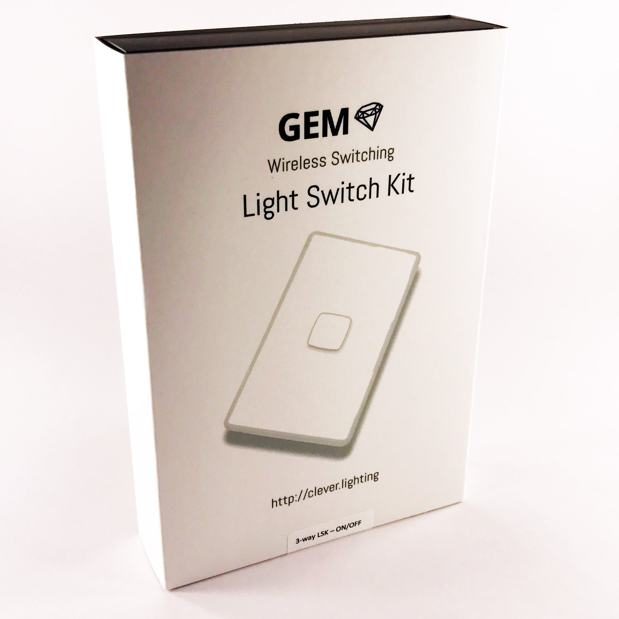Light Switch Kit - Dimmer